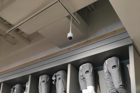 Setronics Video Surveillance Install